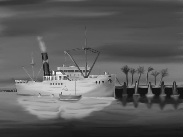 """No Undo"" Challenge Boat"