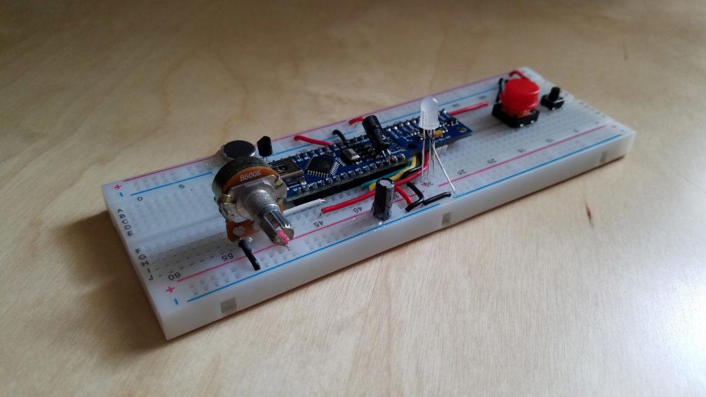Diy arduino unity motion controller aidan lawrence