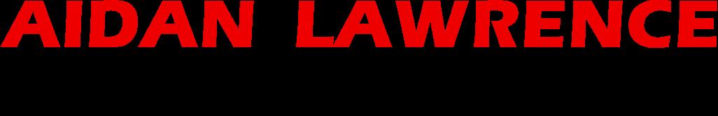 Aidan Lawrence Logo
